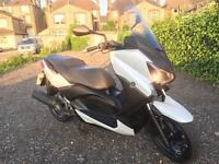 Yamaha yp 125r xmax 2014 New shape 5000miles