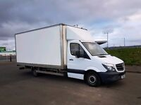 A LARGE BOX LUTON VAN AND MAN SERVICE ,PROFESSIONAL AND RELIABLE ,REMOVALS AND DELIVERIES
