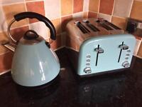 Kettle Toaster Canisters Bowl