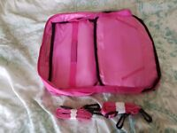 Dvd carry case