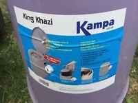 Kampa toilet