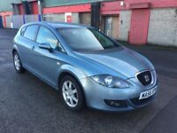 Seat Leon 1.6 Special Edition 5dr (PREVIOUS LADY OWNER) (FULL SERVICE HISTORY) 2006