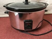 Morphy Richards 6 Litre Slow Cooker