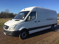 MERCEDES SPRINTER 313 CDI 2007 - 6 SPEED - LONG WHEEL BASE - GOOD CONDITION - DRIVES PERFECTLY!!!!!!