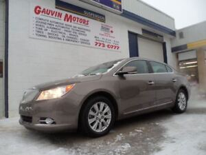 2010 Buick LaCrosse CXL MUST BE SEEN!!