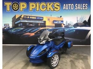 2015 Cadillac XTS CAN AM SPYDER ST LIMITED! !ONE OWNER!