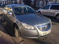 Vauxhall insignia with pco