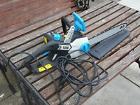Mac Allister 2000W Electric Chainsaw - Like New!