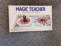 Magic Teacher game