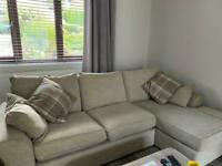 NEXT SOFAS 2 x Seater. 1 x 3 seater Chaise Long