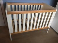 Cot for nursery