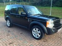 Land Rover Discovery 3 Tdv6 Hse (black) 2006
