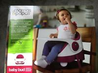 Mama's and Papa's booster seat Brand New