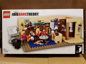Lego 21302 Big Bang Theory brand new and sealed