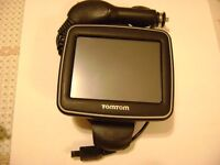 Tomtom Start UK/ Ireland Map On Tom-tom Start Sat Nave, it is fully working and in good condition