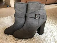 Just fab boots. Size 8