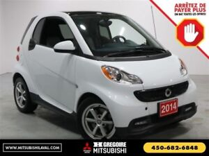 2014 smart fortwo Pure Auto Panoramique A/C Sieges-Chauffant