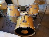 Mapex drum Kit with lots of extras !! .