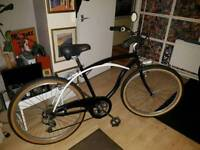 Bespoke Beach Cruiser bike