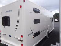 2010 BAILEY OLYMPUS 546 [6 BERTH AS NEW]