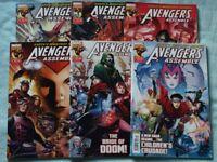 Avengers Assemble - 18 comics