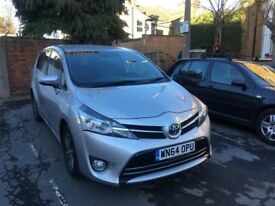 TOYOTA VERSO 1.6 D4-D ICON 7 SEAT MANUAL DIESEL 5 DOOR MPV -SILVER