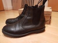 Doc Martens Chelsea boots uk 10. Like new rrp £135