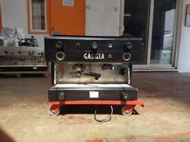 Gaggia - 2 Group Commercial Coffee Machine