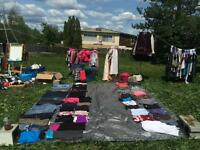 YARD SALE**MOVING SALE