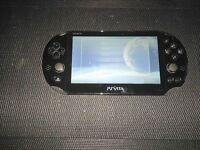 Sony PS Vita slim with 16gb memory card and carry case - £90 ono