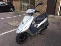 Yamaha vity 125 (2010) 12 months mot quick sale