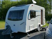 Bailey Pursuit 400-2 2014 Caravan, including Premium Pack & loads of extras