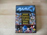 MAME Emulater for Windows P.C