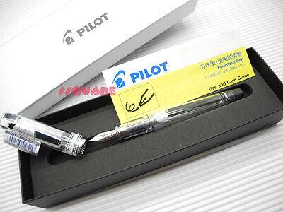 Tracking No. Pilot Fprn-350r Prera Fine Fountain Pen 6 Cartridges Black