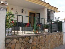 Luxury Spanish Villa Holiday/Golf July