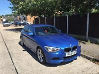 BMW 116D M Sport '63 plate for sale