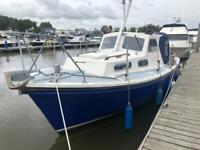 Mitchell 31 fishing boat