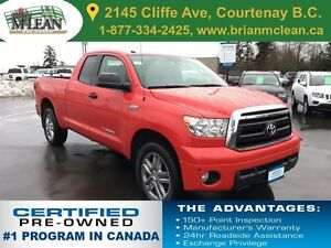 2012 Toyota Tundra SR5 Leather Heated Seats