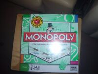 Monopoly Original Board Game - Brand New and Sealed