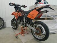 Ktm 300 exc road legal. Px welcome