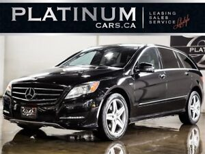 2012 Mercedes-Benz R-Class R350 BlueTEC, 6 PASS