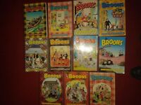 broons books x12