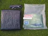 Coleman Ground Sheet. Designed for the Instant Tourer 4 and is brand new.