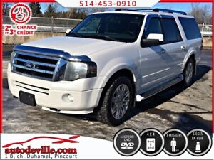 2011 Ford Expedition Max FINANCEMENT DISPONIBLE