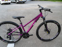 Diamondback Sync 2.0 Brand New Ladies Womens Mountain Bike With Disk Brakes