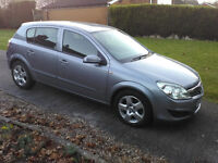 2008 Vauxhall Astra 1.7 Diesel Club 5dr Full Service History Immaculate