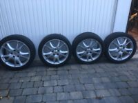 """alloy wheels Porsche Cayenne 20"""" alloys for sale leeds all serious offers considered need space"""