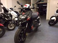 Aprilia SR 125 Motard, Automatic Scooter, 1 Owner, Good Condition, ** Finance Available **