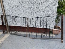 Wrought iron gates for sale