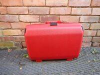 Samsonite Red Oyster Hard Suitcase